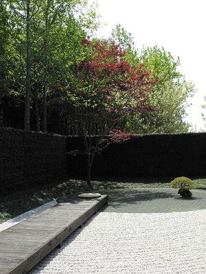 ワールドガーデンコンペで大賞を獲得した西山大吾氏の「五感を癒す庭」