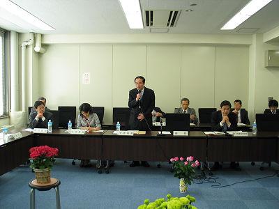 第1回花き産業振興方針検討会