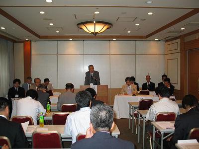 日本ELFシステム協会が総会と臨時総会
