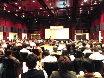 大阪で全国胡蝶蘭部門近畿研修会。生産者らが集い、白熱した討論