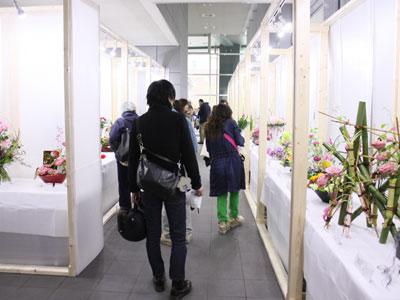 コンテスト「世田谷カップ」の作品展示