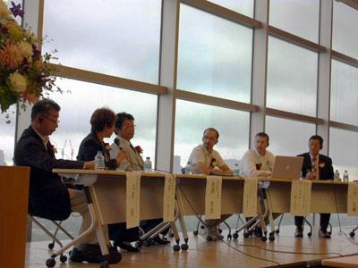 JFMA国際セミナーでのパネルディスカッション
