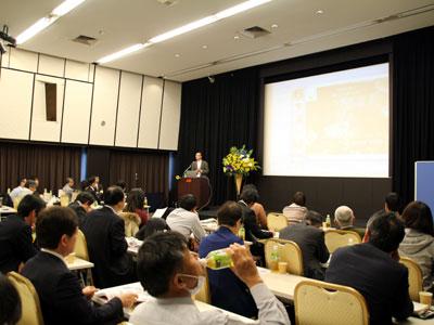 花卉懇談会30周年で記念フォーラム