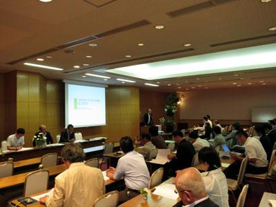 「花の国日本協議会」設立総会